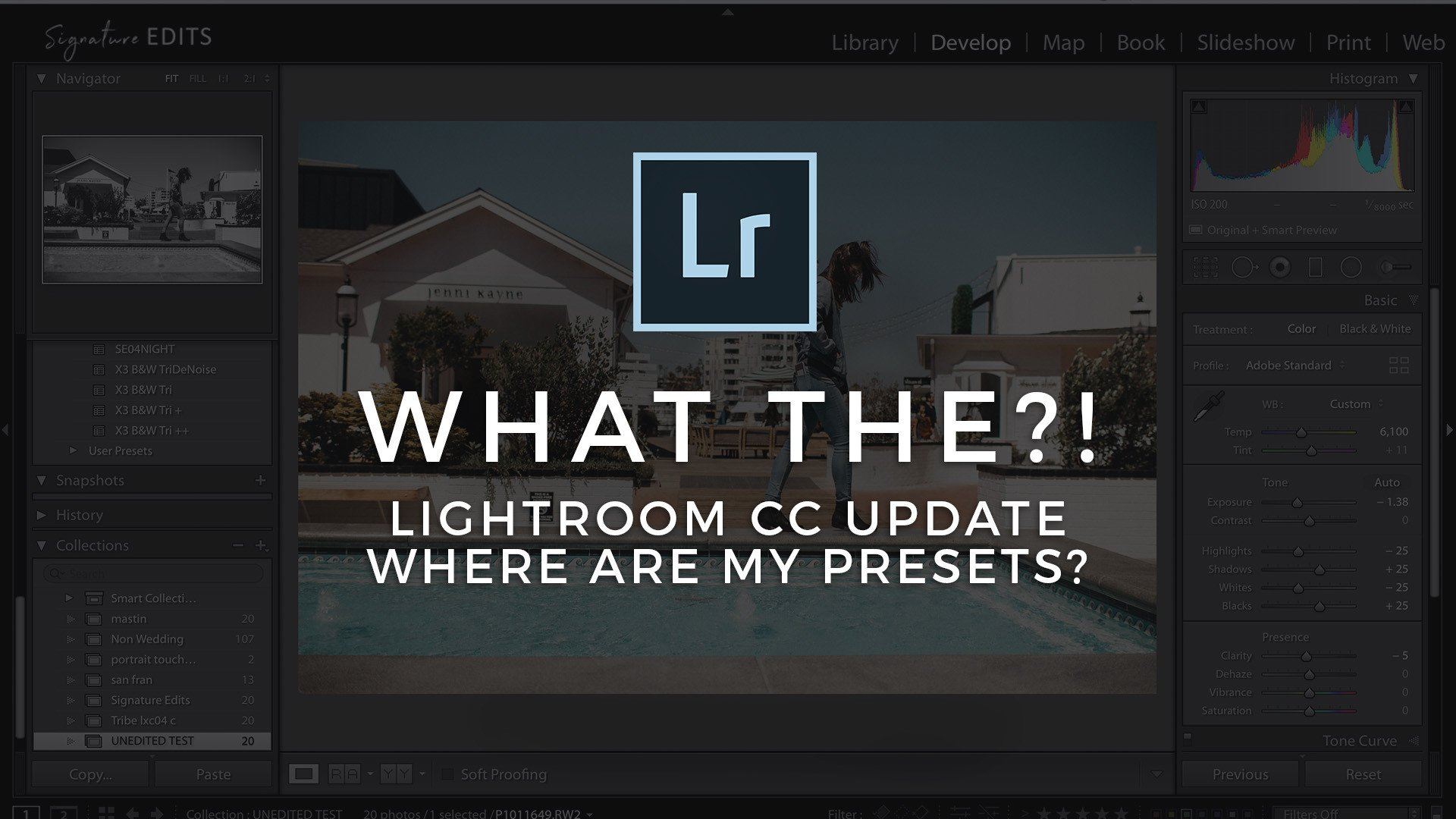 how to import presets into lightroom cc mac