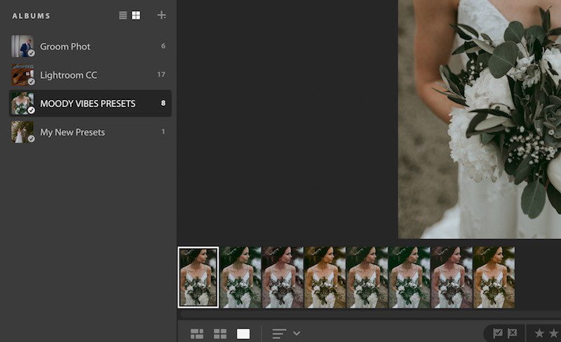 how to add lightroom presets to your smart phone step 9 - enjoy your presets!