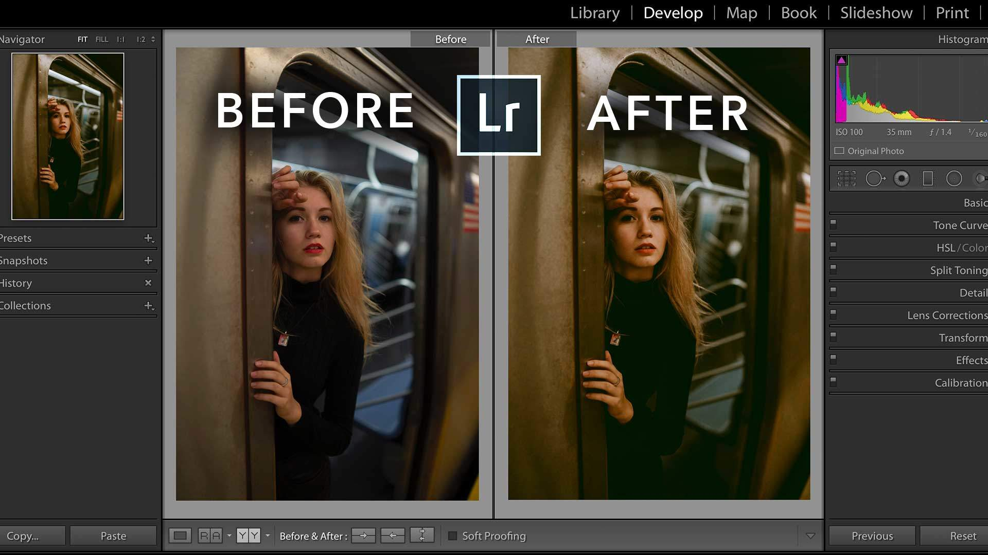 FREE Lightroom Tutorial For Beginners - The Complete